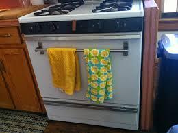 magnetic towel bar for dishwasher towel