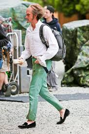 Olaf Costume Neil Patrick Harris Grabs Lunch In Olaf Costume On Set Of A Series