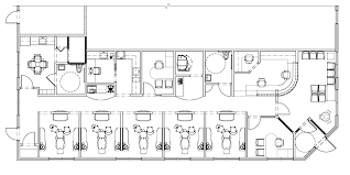 office 2 dental floor plan design samples lovely evolveyourimage