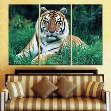 drop shipping home decor drop shipping tiger painting on canvas home decor art poster