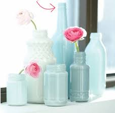 How To Paint Inside Glass Vases Diy Forma Living