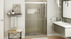 Door Shower Aura Sc Sliding Shower Door 43 47 X 71 In 8mm Maax