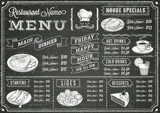 breakfast menu on the chalkboard download from over 55 million