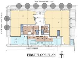 building floor plans 873 west baltimore