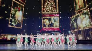 Radio City Ny Shows Christmas Spectacular Starring The Radio City Rockettes Discount