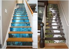 10 Artistic Ways to Decorate Your Staircase Area