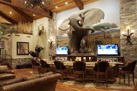 whether you call it a trophy room or game room in reality it u0027s a