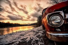 Old Ford Truck Lyrics - river truck by bawwomick on deviantart