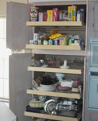Storage Cabinets Kitchen Kitchen Pantry Cabinet Pull Out Shelf Storage Sliding Shelves