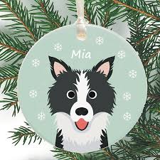 personalised christmas decorations sheerluxe com
