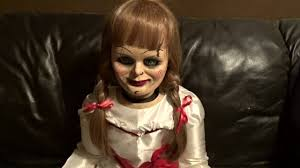 the haunted annabelle doll youtube