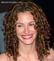 loose spiral perm medium hair loose spiral perms for medium hair 8 allnewhairstyles com