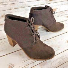 womens size 11 ankle boots tom s s size 11 ankle boots ebay
