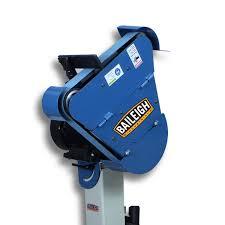belt grinder 3 wheel belt grinder baileigh industrial