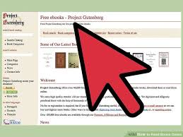 4 ways books wikihow
