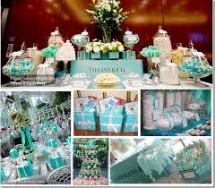 Tiffany Color Party Decorations Tiffany Blue Theme Wedding Baby Shower Bridal Shower Breakfast