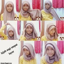 tutorial hijab segitiga paris simple 17 cara memakai hijab segitiga simple dan mudah elegantria