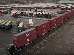 volvo kamioni video kako izgleda kada kamion vuče 750 tona u2013 pluton logistics