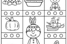 100 kindergarten thanksgiving worksheet thanksgiving