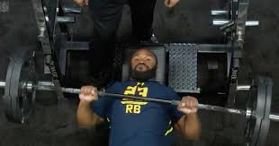 Nfl 225 Bench Press Record Washington Pick Samaje Perine Outbenched Every Rb And Almost Every