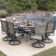 Patio Dining Set by Would Like This For Our Patio Lagos 9 Piece Patio Dining Set