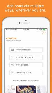 housewarming registry ikea gift registry on the app store