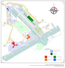San Jose Airport Terminal Map by Ninoy Aquino International Airport Complex Map Png