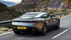 aston martin vintage james bond the new aston martin db11 might be more car than even james bond