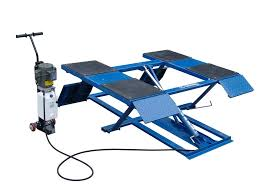 lr 26 pad 6 000lb low rise scissor lift m1m automotive