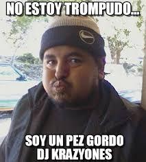 Gordo Meme - no estoy trompudo pez gordo meme on memegen