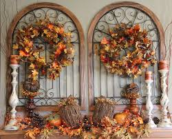autumn decorations the tuscan home fall decor arafen