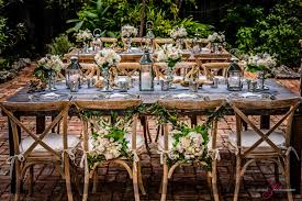 wedding table and chair rentals key west wedding and party rentals