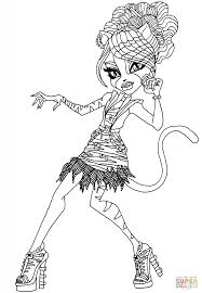 meowlody zombie shake coloring page free printable coloring pages