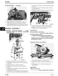 brakes u2014assembly john deere stx38 user manual page 232 314
