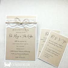 blank wedding invitation kits plain wedding invites blank wedding invitation kits cheap simplo co