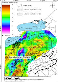 geothermal energy characterization in the appalachian basin of new