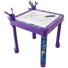 disney frozen colouring table entertainer entertainer