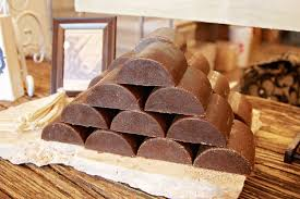 cocoa coffee u0026 cinnamon salt bar u2014 truth soap co