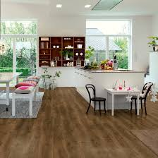vinyl flooring residential smooth modern coffee oak