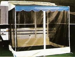 Bag Awning Room Attachment For Shademaker Bag Awning