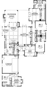 house plans with attached guest house house plans with guest house attached webbkyrkan com