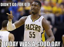 Roy Hibbert Memes - nba memes on twitter roy hibbert tonight for the indiana pacers