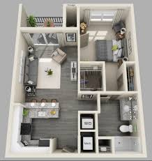 700 Sq Ft by A1 Spectra Apartments Greystar