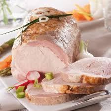 comment cuisiner roti de porc roti de porc cuit entier 1 7 à 2 1 kg maximum auchan traiteur