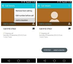 how to block someones number on android nexus 5 how to block a phone number with cm 11 androidpit