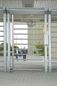 kaba full height turnstiles and full height gates