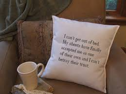 Cant Get Out Of Bed I Cant Get Out Of Bed Throw Pillow Cover Decorative Throw