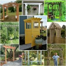 Backyard Arbors How To Build A Pergola In A Weekend