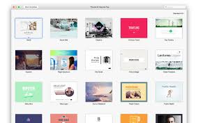 design templates for keynote on the mac app store