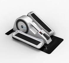 Under Desk Exercise by Creative Tech Reviews Cubii World U0027s First Under Desk Elliptical